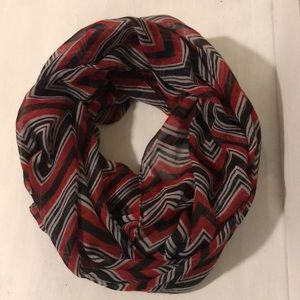 Charming Charlie lightweight infinity scarf